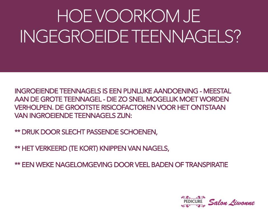 ingegroeide-teennagel